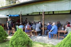 37 MTB BRUNKA 2017 - součástí bylo i setkání bývalých zaměstnanců SUKNA
